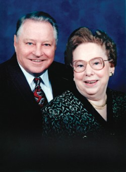 Harold and Jeanette Anderson