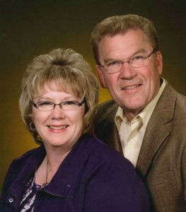 Merle and Kathy Felling